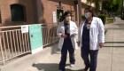 Así luchan enfermeras contra el covid-19 en Los Ángeles