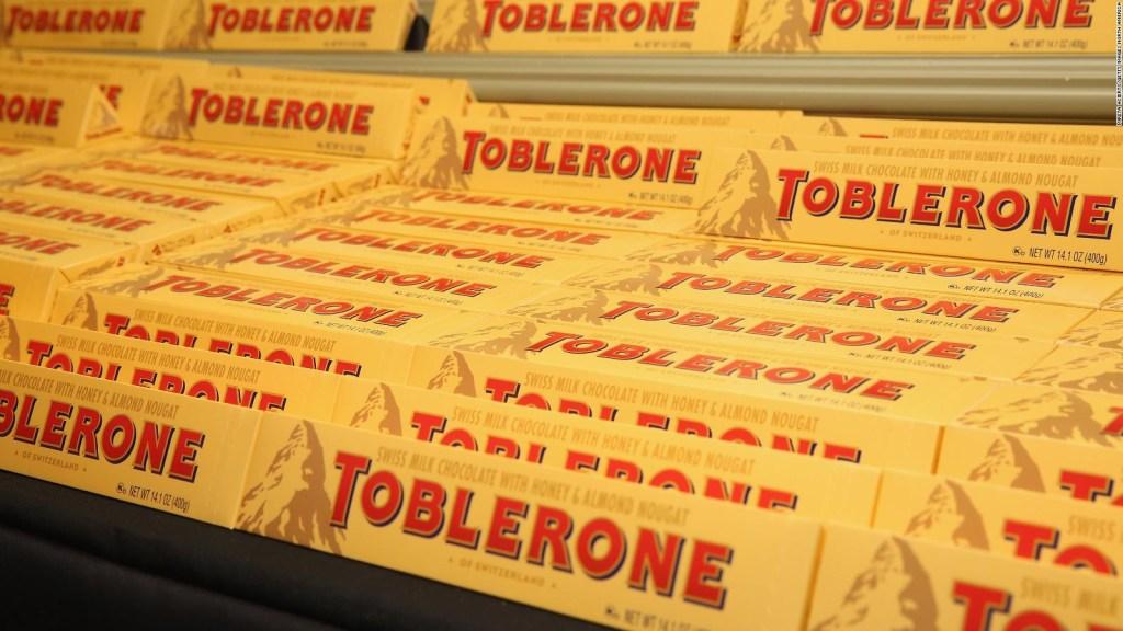 Hace 112 años se creó Toblerone