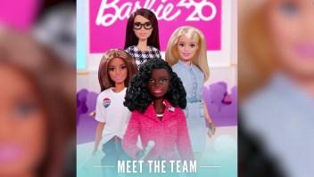 Campaña electoral en EE.UU. tendrá una Barbie negra