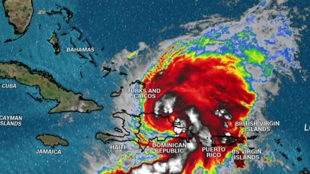 Tormenta Isaías se haría sentir en la Florida el fin de semana
