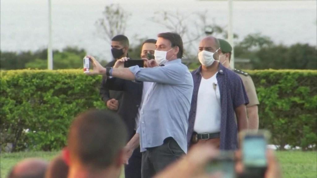 Así promueve Bolsonaro la hidroxicloroquina contra el covid-19