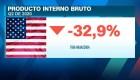 Estados Unidos vive la peor crisis económica que se tenga registro