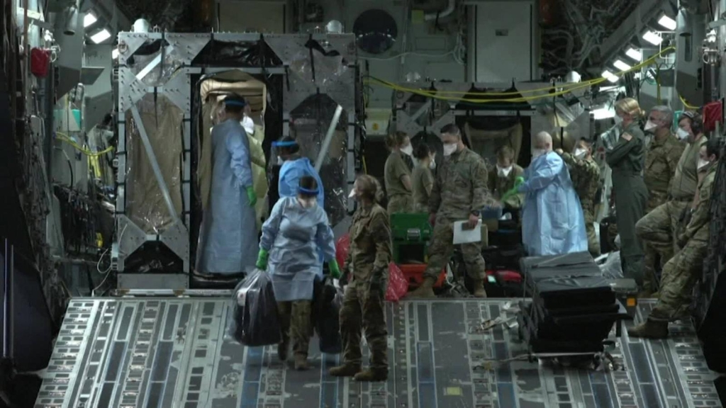 Trump retira 12.000 militares de base en Ramstein, Alemania