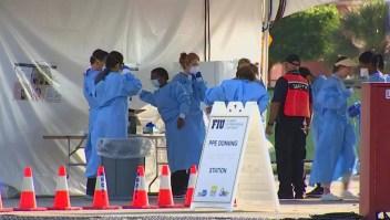 Urge en Florida agilizar los resultados de coronavirus