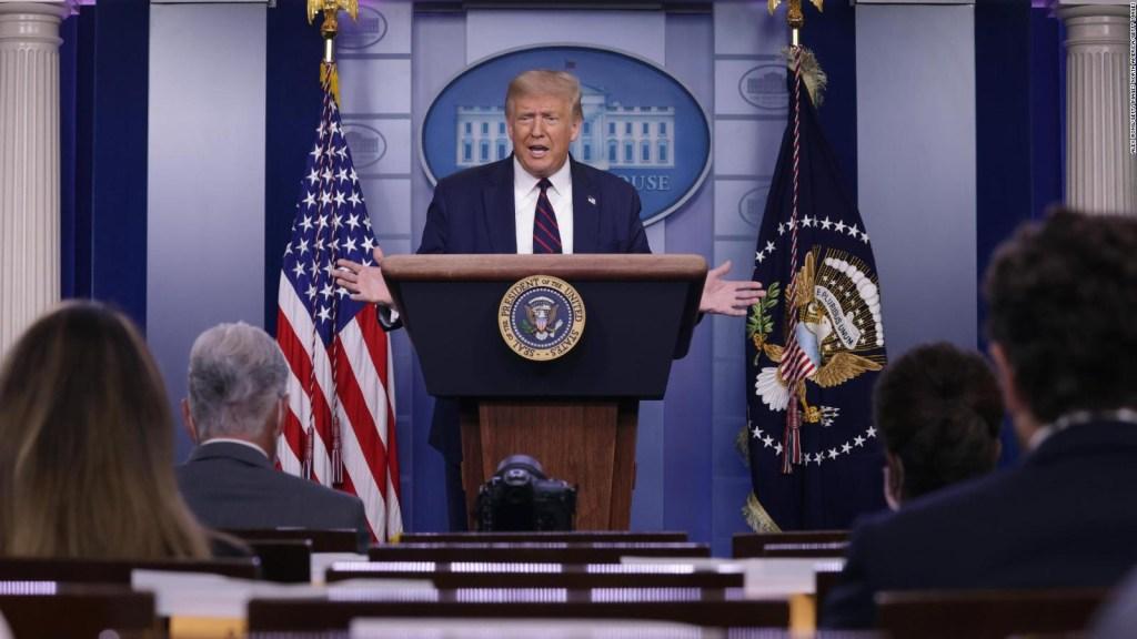 Trump sugiere aplazar elecciones y genera reacciones