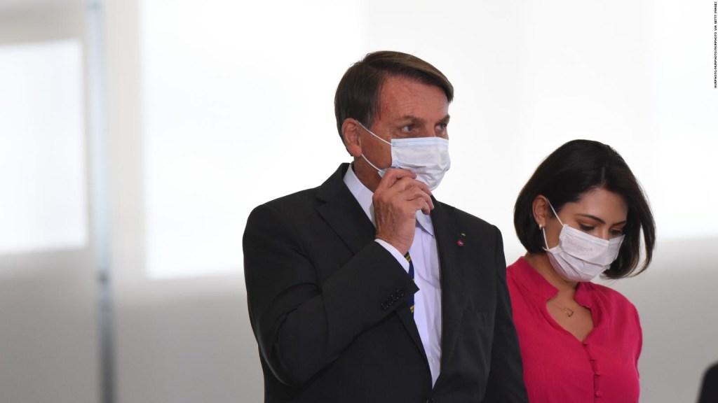 Tras covid-19, Bolsonaro ahora tiene infección pulmonar