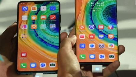Huawei pasa a Samsung en ventas de teléfonos inteligentes