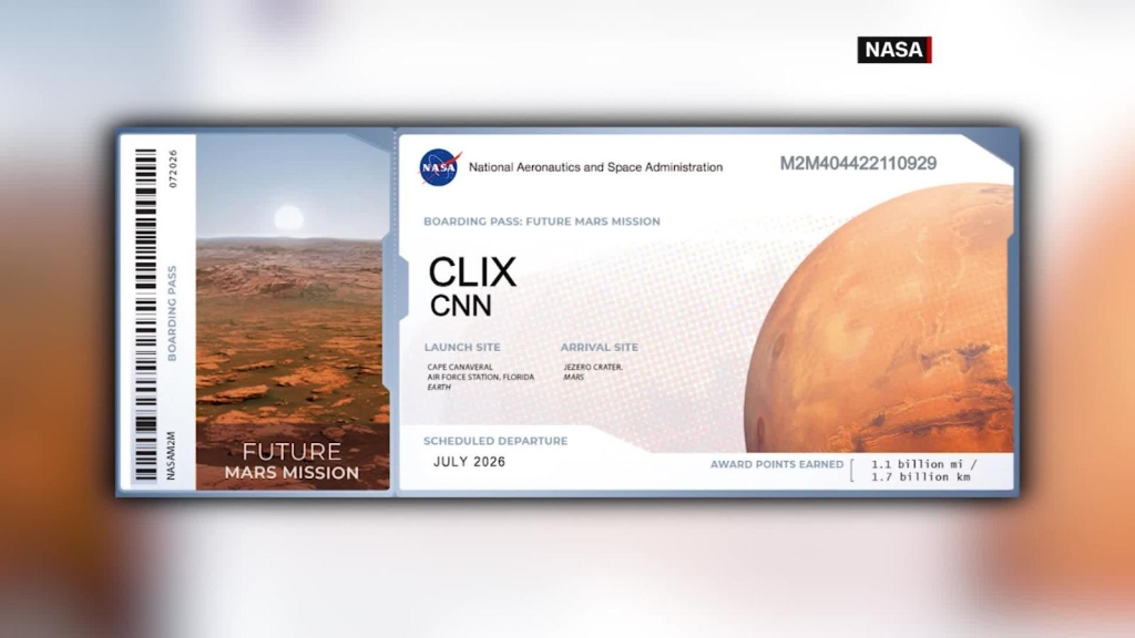 "10 millones de afortunados, ""van"" rumbo a Marte"