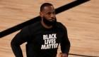 El mensaje de LeBron James a Colin Kaepernick