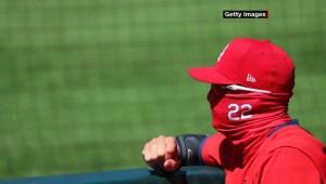 Aumentan los casos de covid-19 en la MLB