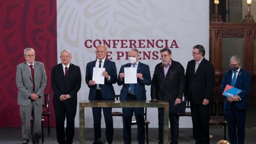 México busca licitaciones de medicamentos con Unops