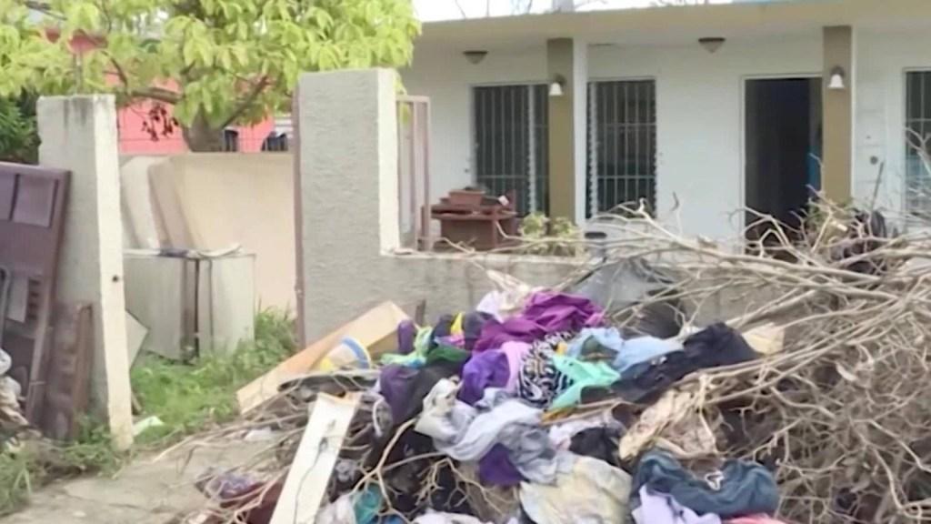 Isaías revive el mal recuerdo del huracán María en Toa Baja
