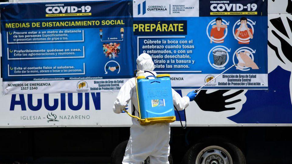 Guatemala coronavirus: Un semáforo de 4 colores, el nuevo sistema de alerta en el país centroamericano