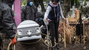 México supera a España en fallecimientos por coronavirus: estas son las cifras