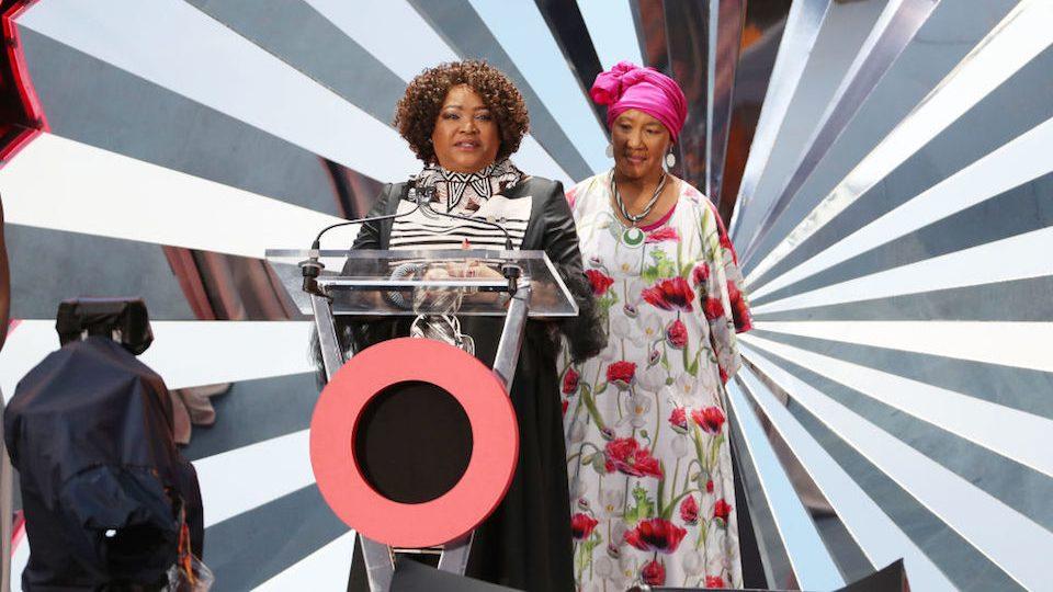 Zindzi Mandela, hija de Nelson Mandela, fallece a los 59 años