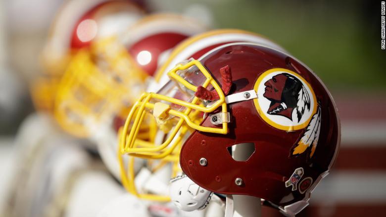 Redskins de Washington de la NFL cambiarán de nombre y lo anunciarán este lunes