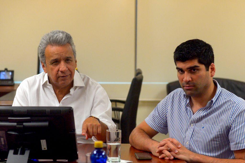 Asamblea Nacional de Ecuador acepta renuncia del vicepresidente y recibe terna de Lenín Moreno