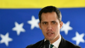 Arresto Juan Guaidó