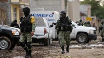 Guanajuato - ataque