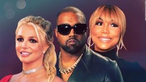 Kanye West - Britney Spears - Jenifer Lewis