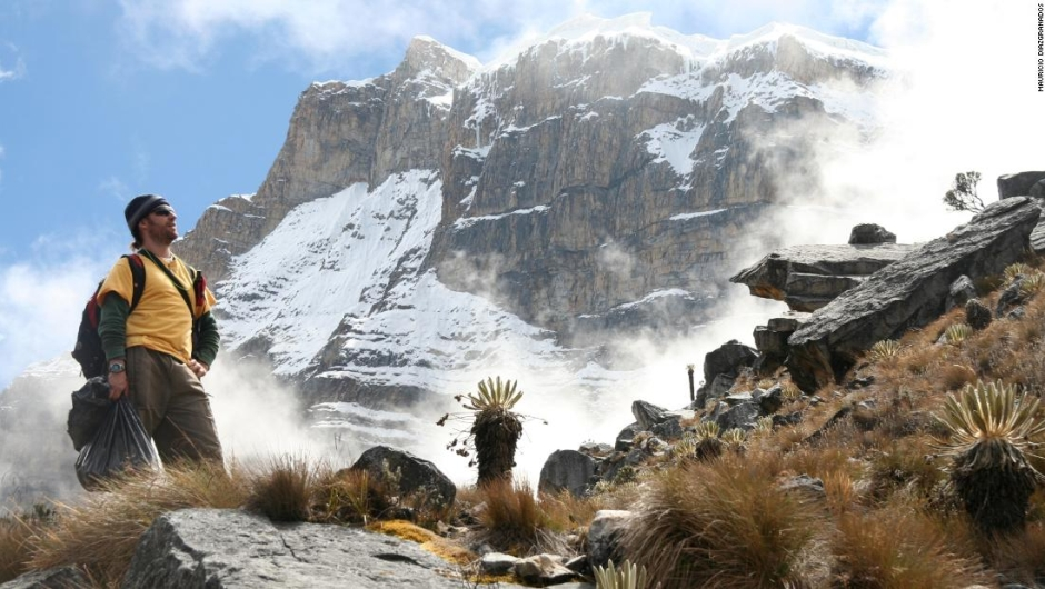 En Colombia, los científicos están encontrando nuevas especies en territorio desconocido