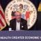 El gobernador de Nueva Jersey condena una fiesta en un Airbnb repleto con más de 700 invitados