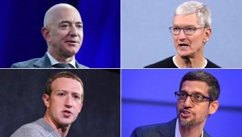 Los directores ejecutivos de las tecnológicas más poderosos del mundo están a punto de ser confrontados por el Congreso. Esto es lo que puede esperarse