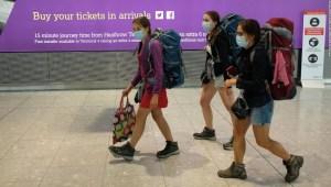 Turistas británicos decepcionados por el giro del Reino Unido sobre el corredor de viajes con España
