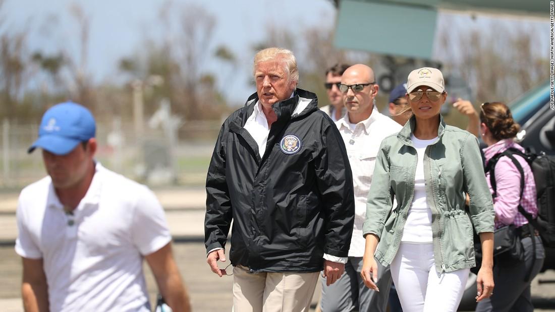 The New York Times: Trump consideró vender Puerto Rico luego del huracán María, dice la exsecretaria interina de Seguridad Nacional