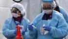 Expertos médicos en EE.UU. llaman a cerrar todo y comenzar de nuevo en la lucha contra el coronavirus