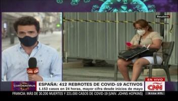Madrid implementa el uso de mascarillas obligatorio