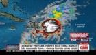 Puerto Rico, en estado de alerta por tormenta Isaías