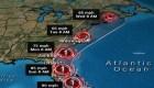 Mira el avance del ciclón tropical Isaías