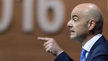 FIFA: detalles del cierre de expediente por infracciones de Infantino