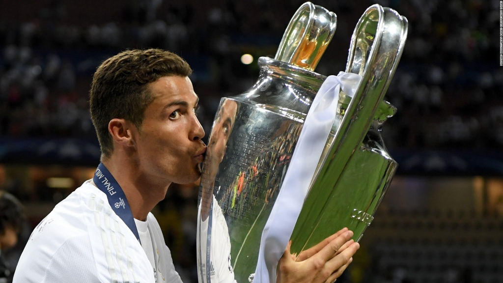 """Cristiano Ronaldo, el señor de la """"Champions"""""""