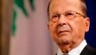 Presidente libanés teme vacío de poder si dimite