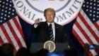 Trump propone discurso que causaría conflictos éticos