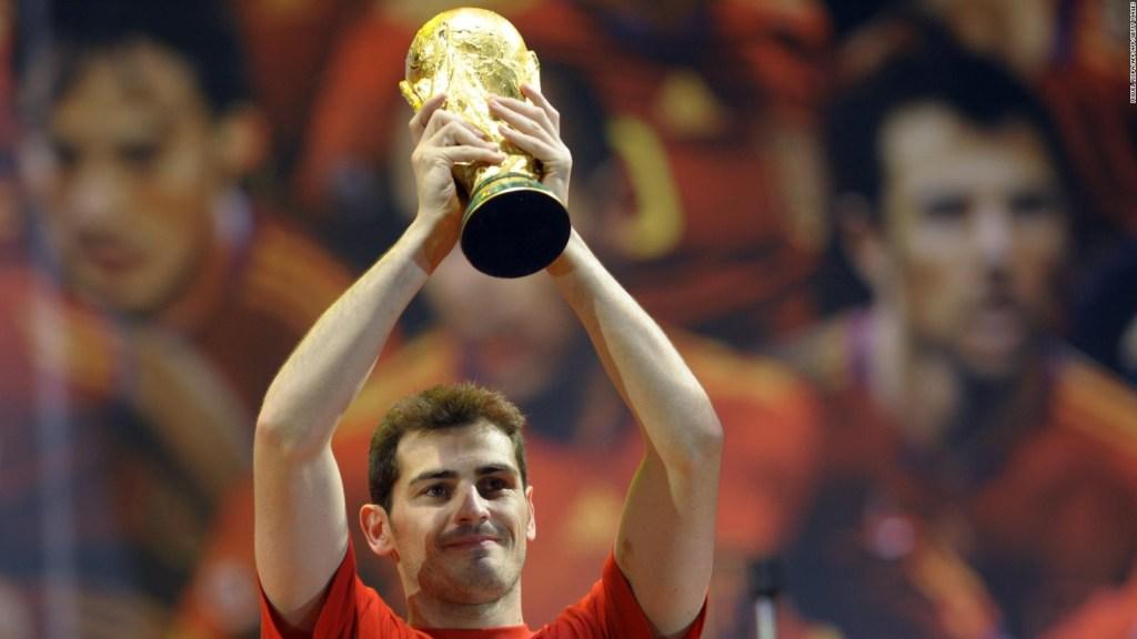 Iker Casillas: un retiro repleto de éxitos en el fútbol