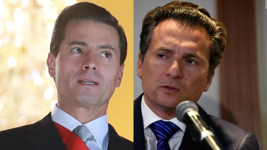 Lozoya señala a Peña Nieto por presunta corrupción, según fiscal