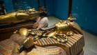 Egipto: posponen exhibición de colección de Tutankamón