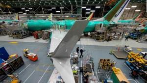 Boeing pierde nuevas órdenes de compra de aviones