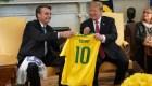 La camiseta amarilla de Brasil, símbolo de la extrema derecha