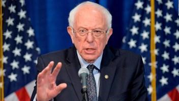 ¿Apoyarán los seguidores de Sanders a Biden?