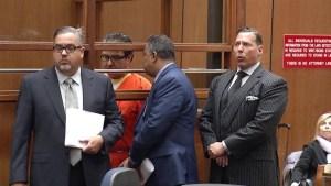 El pedido de la defensa de Naasón Joaquín García al juez