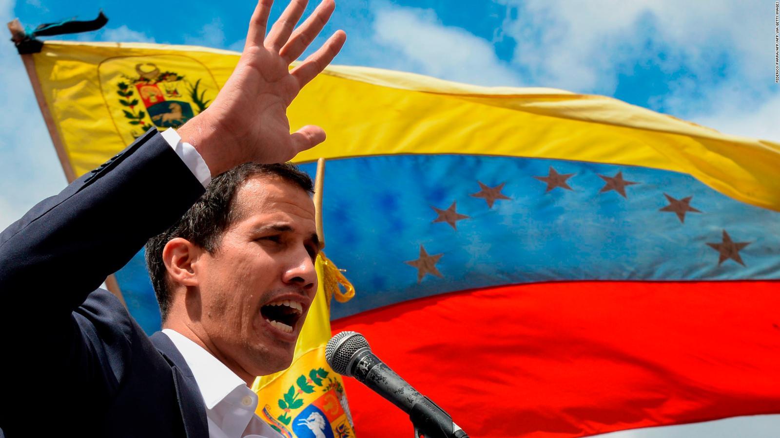 Parlamento Europeo solicita a la Unión Europea que reconozca a Juan Guaidó como presidente interino de Venezuela