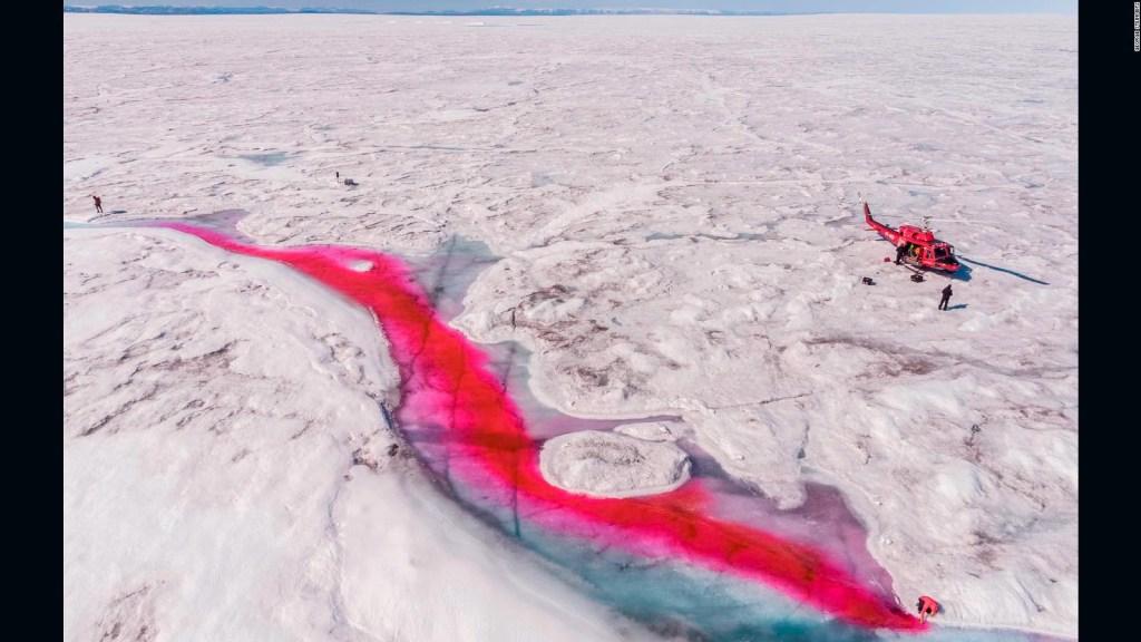 Fotos de Steinmetz sobre el cambio climático