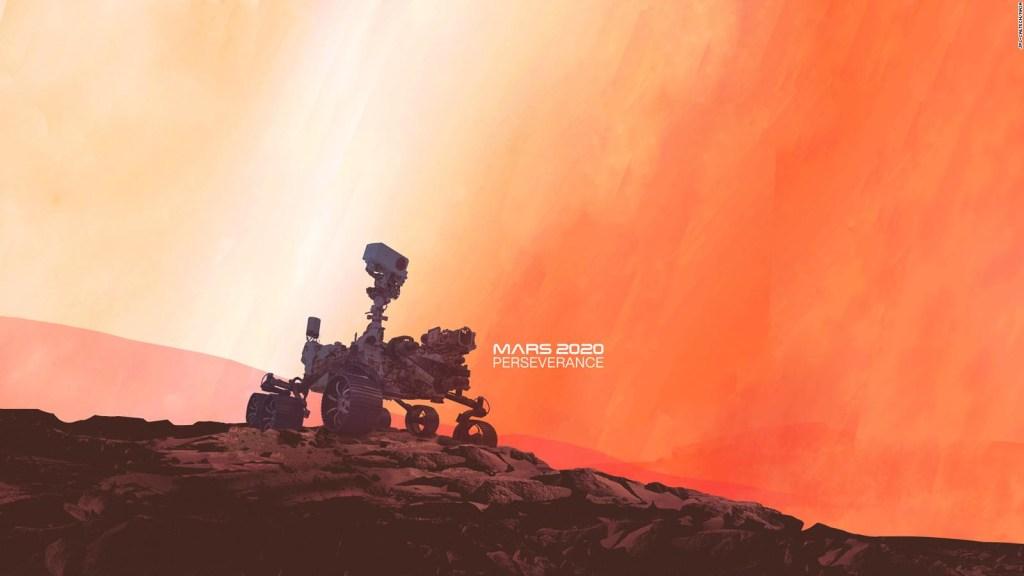 Nueva misión de la NASA para explorar Marte en busca de vida