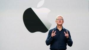 La fortuna del presidente ejecutivo de Apple