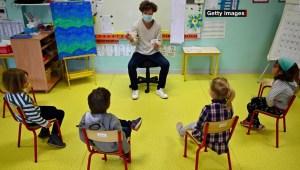 Cómo afrontar el miedo de los niños por vuelta a clases