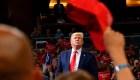 Estadounidenses sufren por la falta de liderazgo de Trump